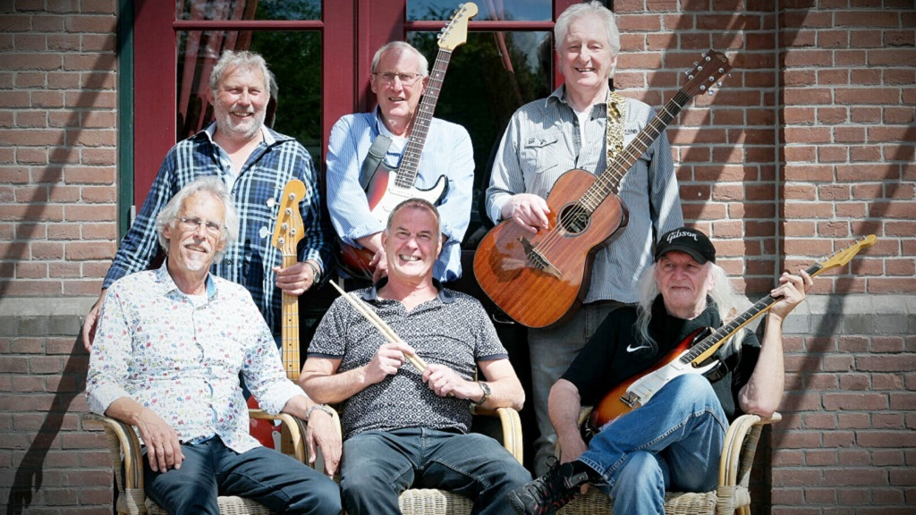 The Oldtimers in Grand Café Concordia 🗓