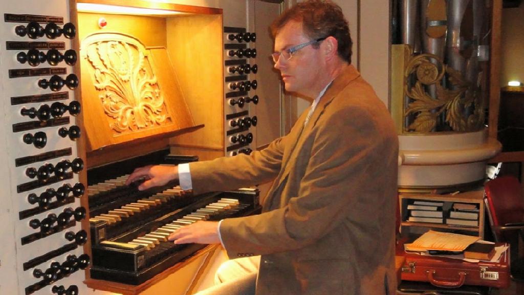 Orgelconcert Cees van der Slik in Dorpskerk 🗓