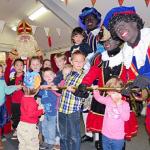 Sinterklaas komt op bezoek in Streekmuseum