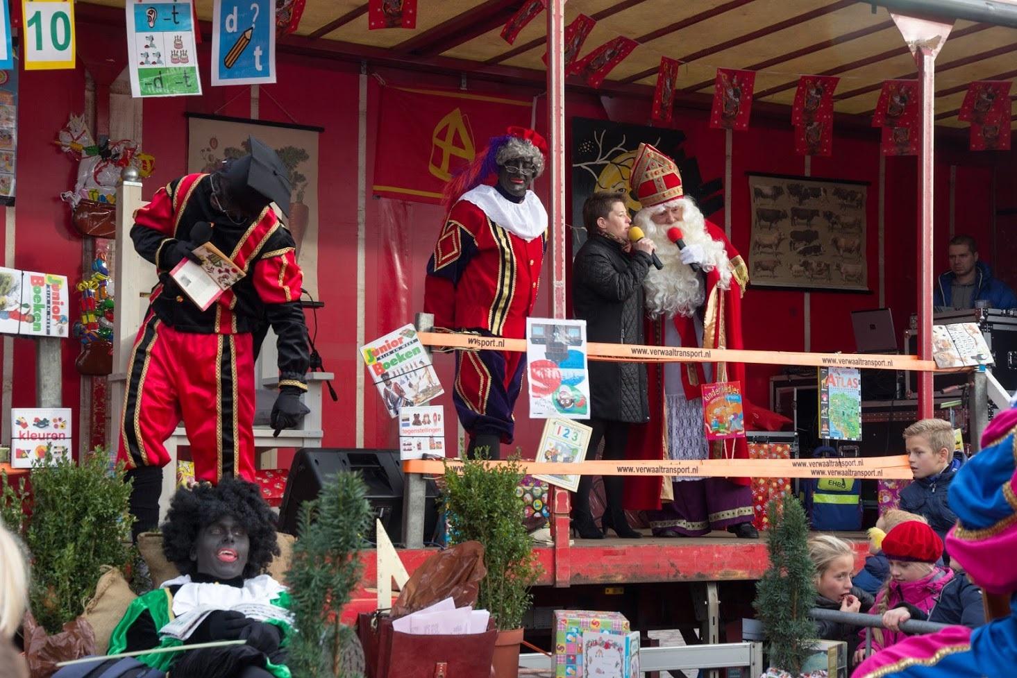 Sinterklaas komt weer naar Stolwijk 🗓