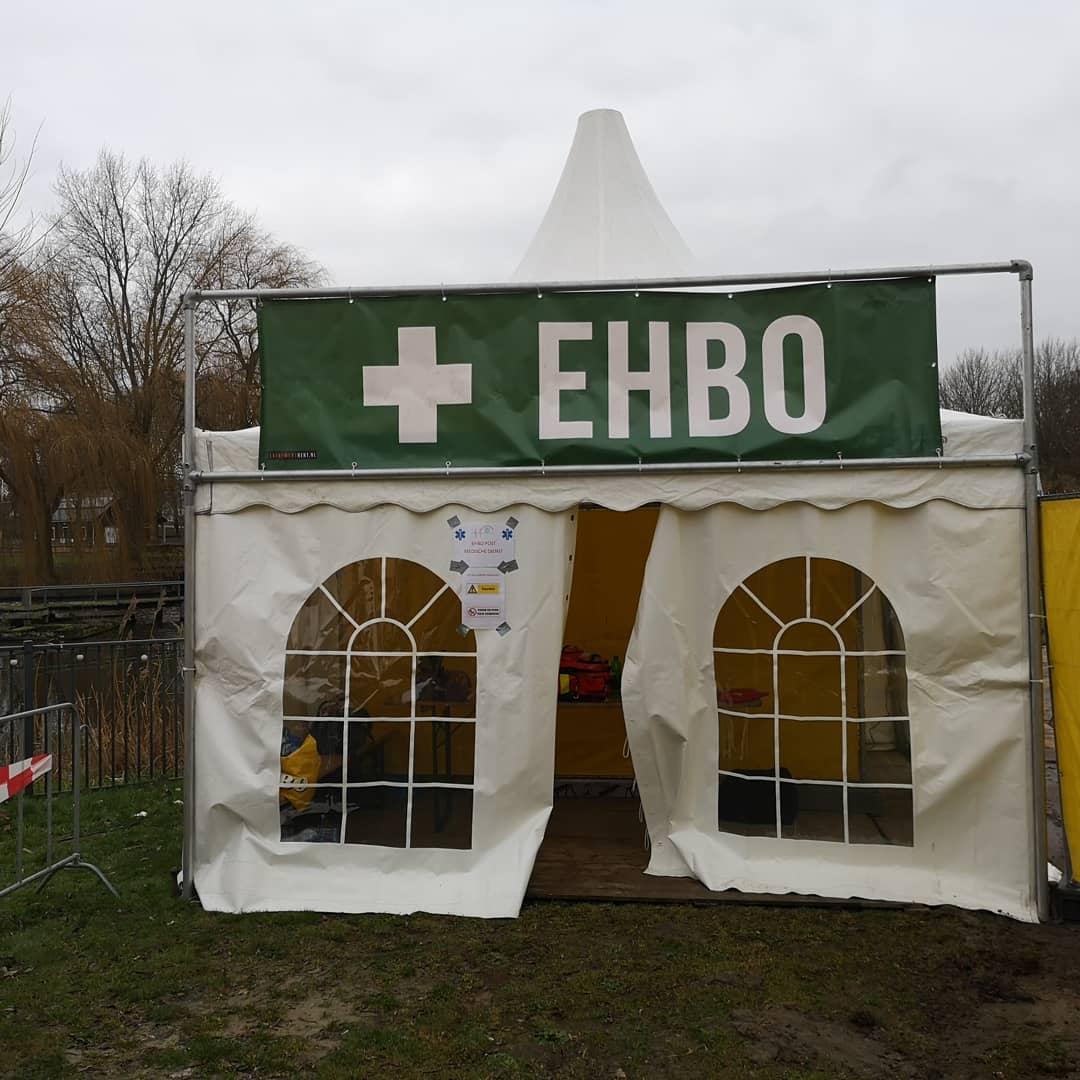 'Event Emergency Response Team' andere vorm van EHBO inzet