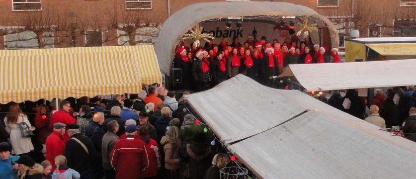 Kerstmarkt in Ammerstol 🗓