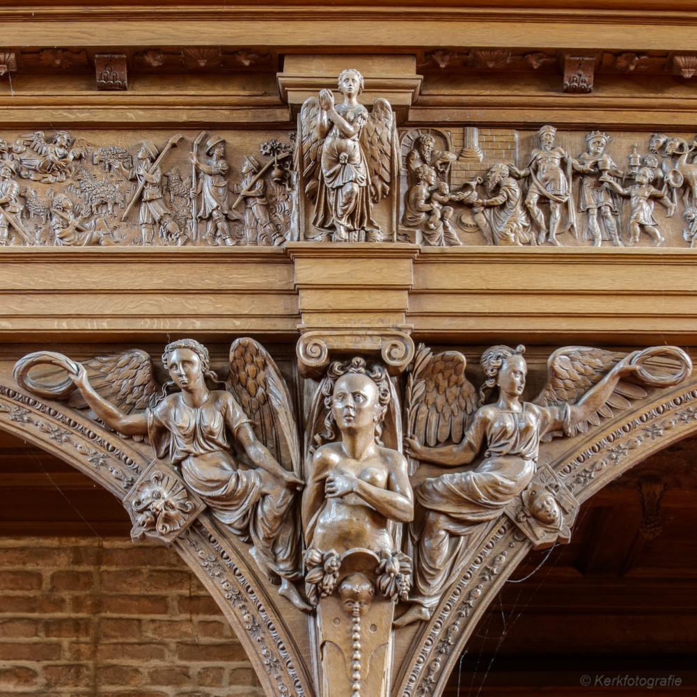 Lezing over Grote Kerk Schoonhoven 🗓