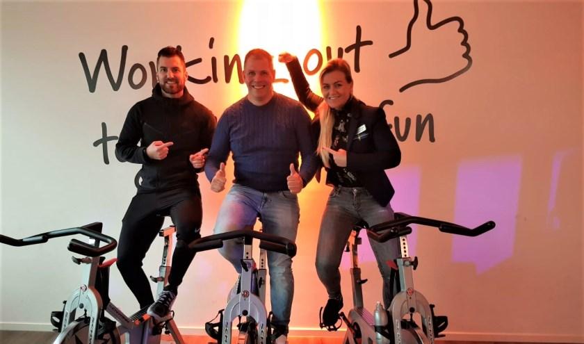 Spinning Marathon voor Team Krimpenerwaard