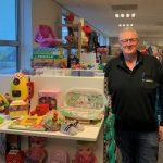 Opening 'Weggeefwinkel' bij De Ridder in Gouderak