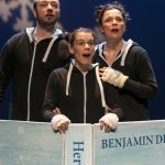 Kindervoorstelling Benjamin de Beer in Arto Theater