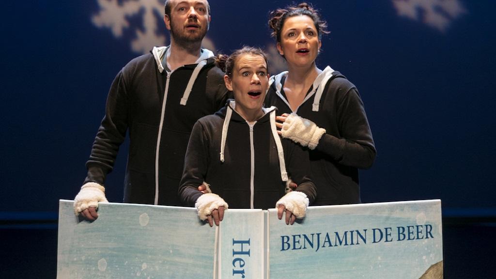 Kindervoorstelling Benjamin de Beer in Arto Theater 🗓