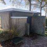 Minimuseum in historisch mannenplashuis Schoonhoven