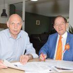 Oranjevereniging Lekkerkerk nu al druk met viering 75 jaar vrijheid