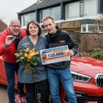Inwoners Schoonhoven verrast met 100.000 euro