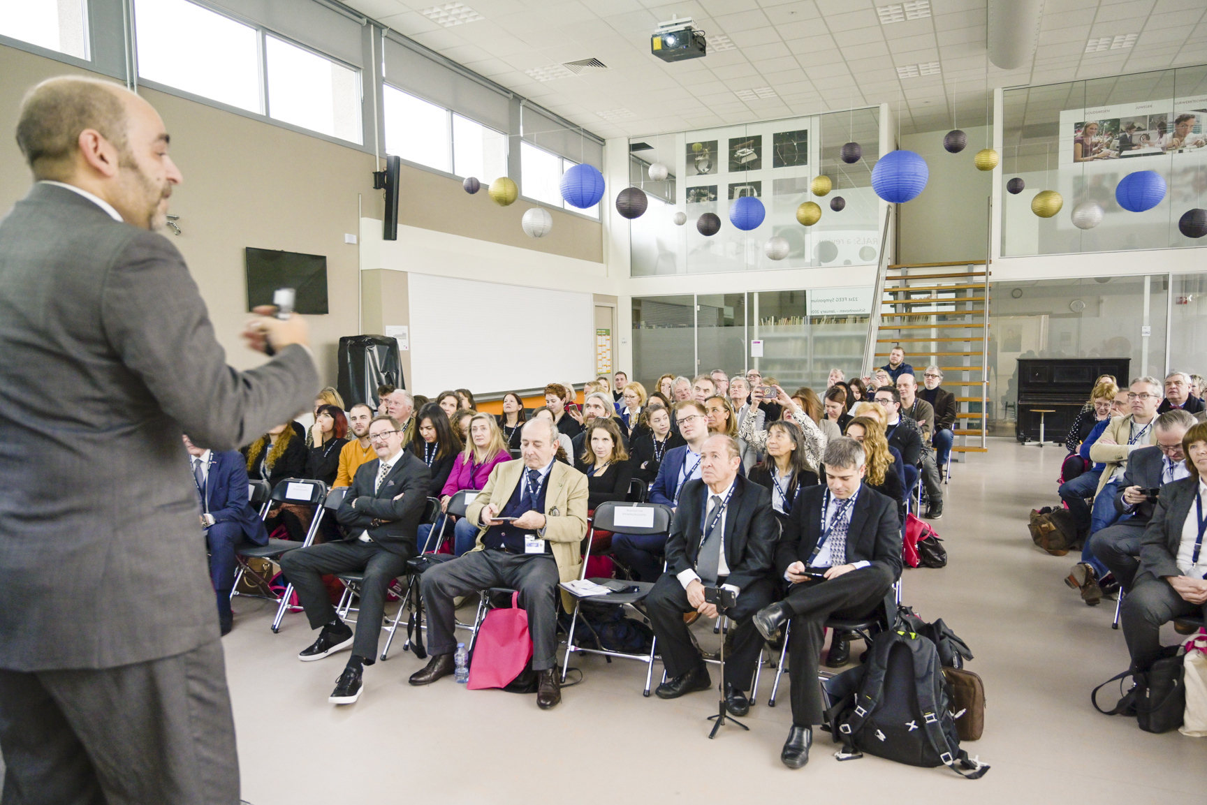 Schoonhoven verwelkomt tientallen gemmologen