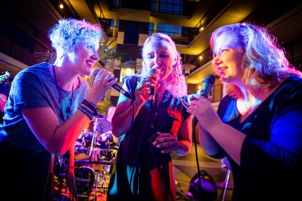 Music Unlimited zingt liefdesliedjes in Arto Theater