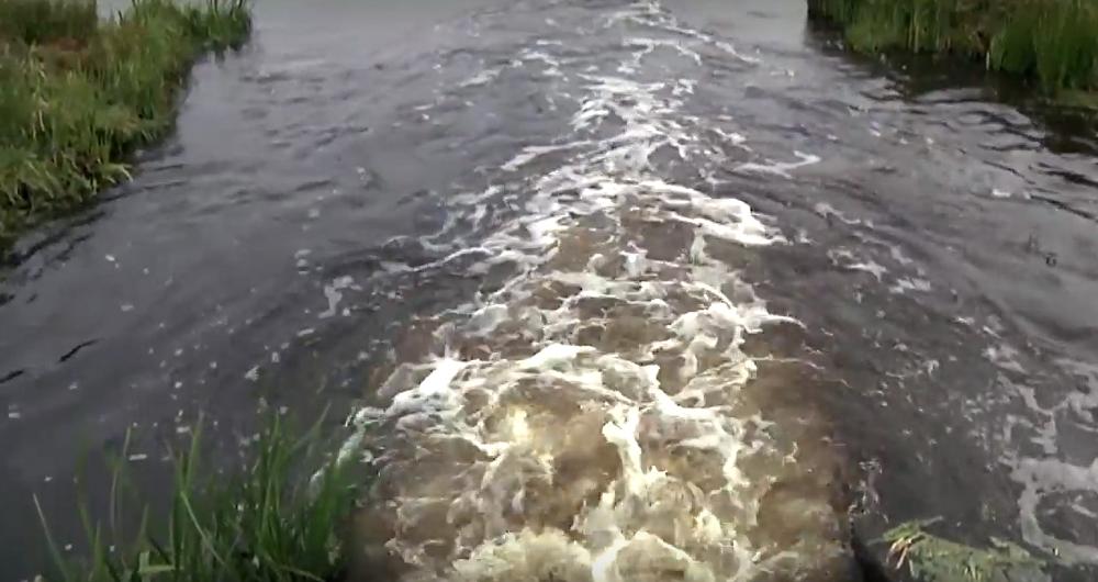 Waterschap test waterbergingslocatie Hooge Boezem