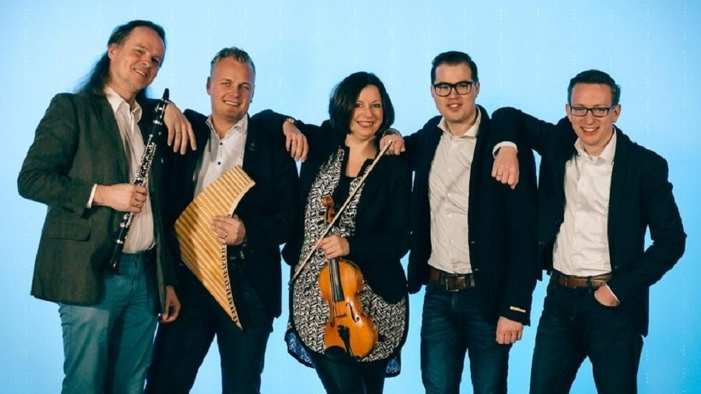 Instrumentaal concert met Take Five