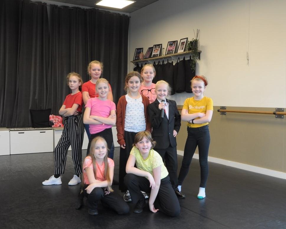 Opvoering 'Blij met mij' door Musicalgroep Younik 🗓