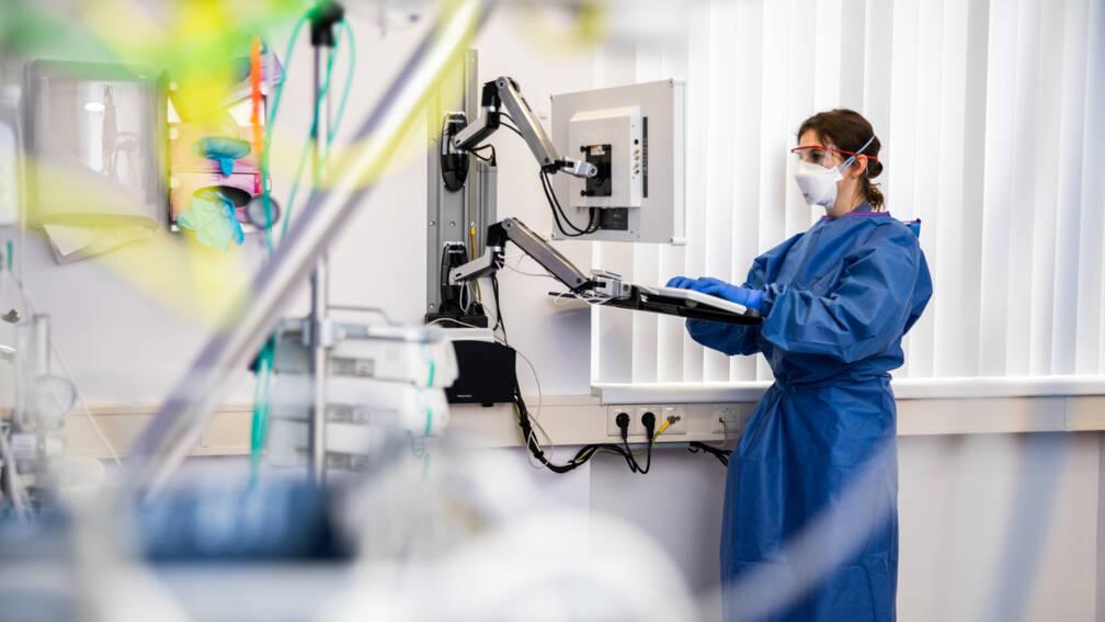 Inzamelen veiligheidsbrillen voor ziekenhuizen en zorginstellingen