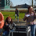 Muzikaal verzetje voor Krimpense flatbewoners