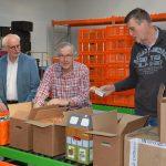 Voedselbank gaat door ondanks coronavirus