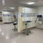 Corona-afdeling en corona Intensive Care GHZ klaar voor gebruik