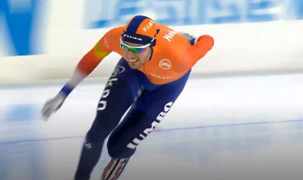 Roest met gouden race naar eindzege in wereldbeker