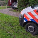 Politie lost waarschuwingsschot na achtervolging door Krimpen