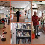 Bibliotheek Krimpenerwaard (deels) weer geopend