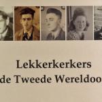 Boek over Lekkerkerkers in de Tweede Wereldoorlog