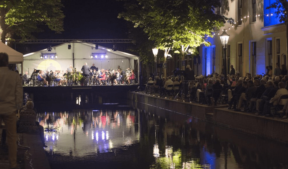 Springerparkconcerten én Oude Haven Concert  afgelast vanwege coronamaatregelen