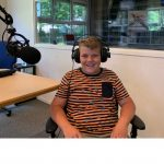 Elfjarige Jos de Jong een jaar later na actie voor Kika