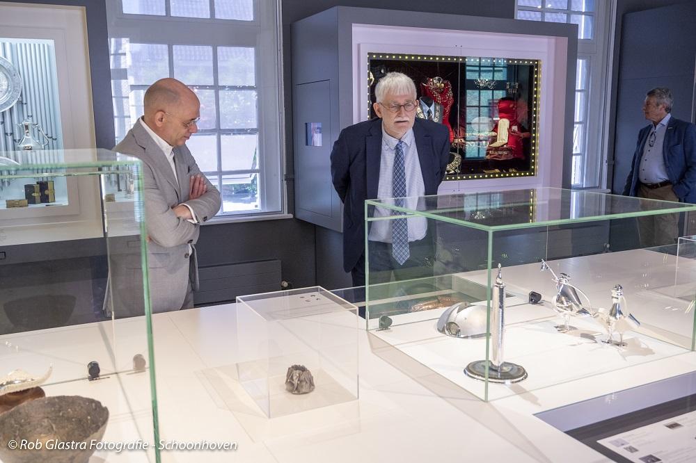Zilvermuseum Schoonhoven weer open