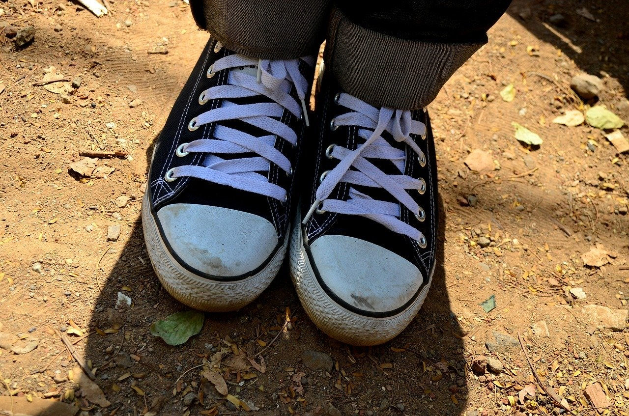 'Schoenenjacht' in Krimpen aan de Lek