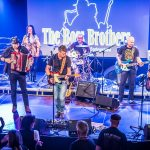 The Boss Brothers drie keer in Concordia Haastrecht