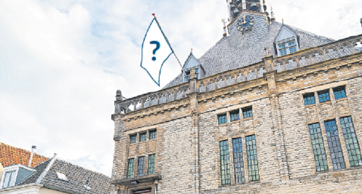 Ruim twintig inwoners maken ontwerp voor gemeentevlag