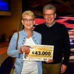 Jolanda uit Krimpen aan den IJssel wint 43.000 euro bij Miljoenenjacht