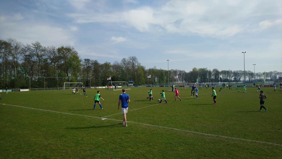 Volg wedstrijden VV Schoonhoven via livestream