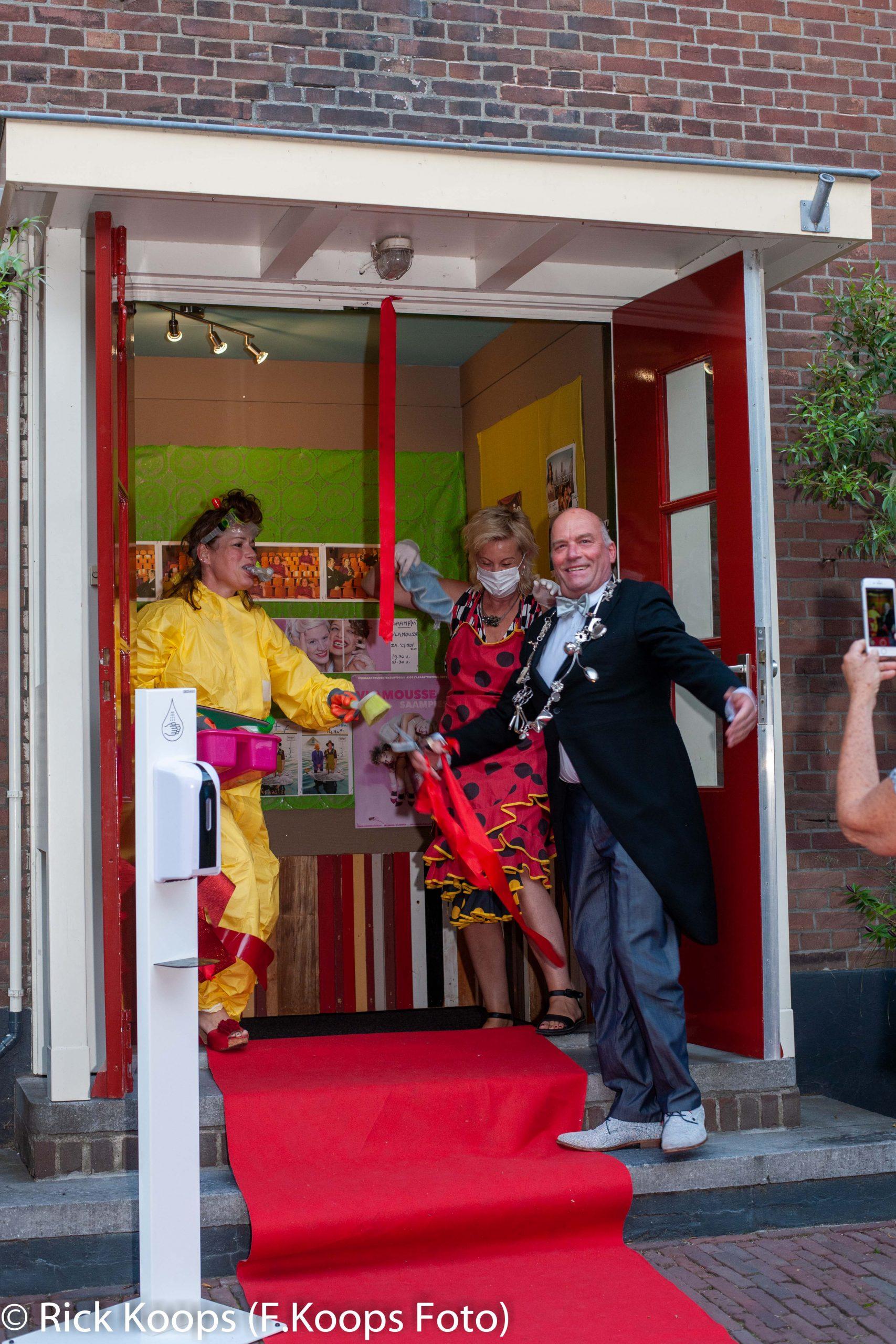 Nachtburgemeester opent nieuwe seizoen Arto Theater