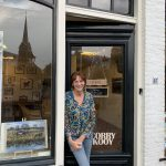 Schoonhovense Corry Kooy schildert 'naar het leven'
