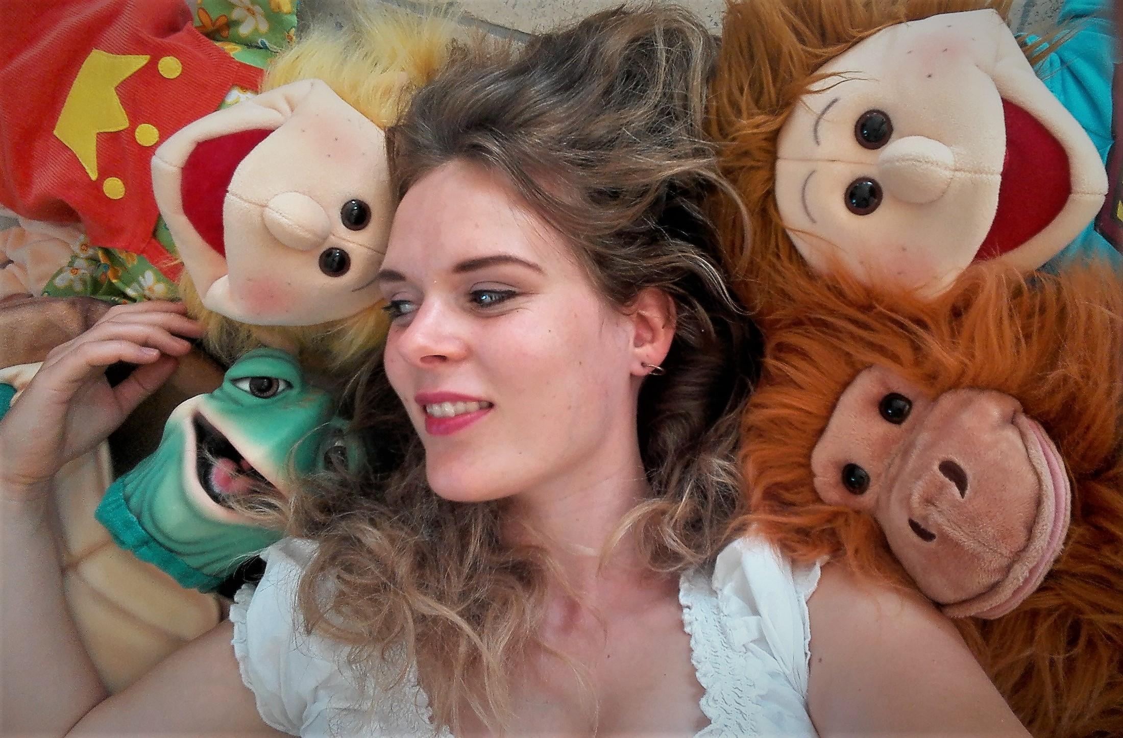 Lydia Zwart promoot en speelt buiksprekend carillon