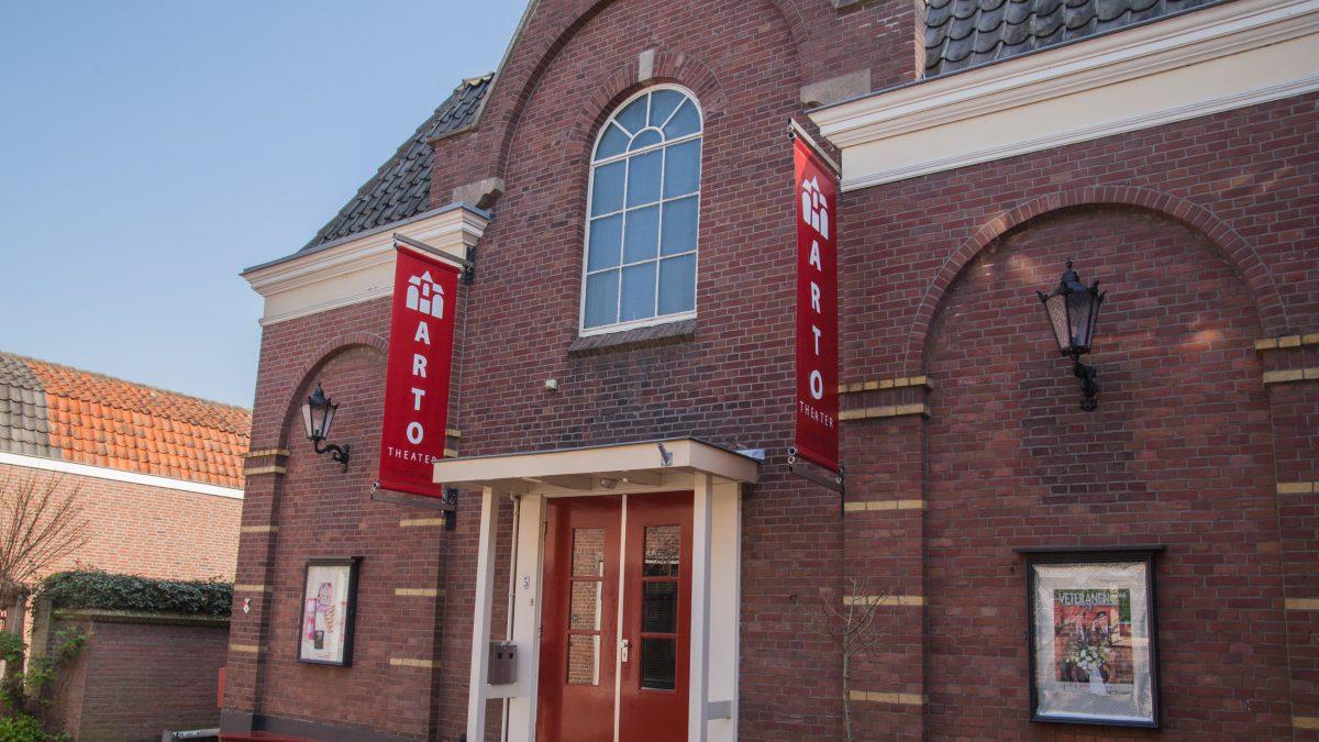 Arto Theater Schoonhoven mist publiek