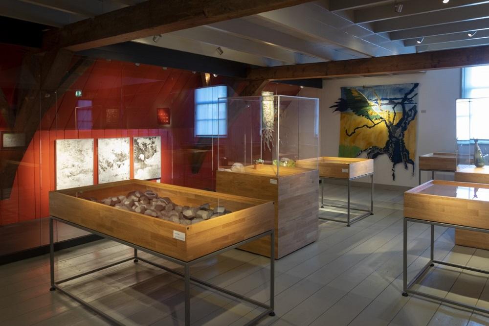 Nieuwe expositie Streekmuseum: 'Oost West Kunstwaard Best'