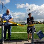 Gerenoveerd kunstgrasveld FC Perkouw geopend
