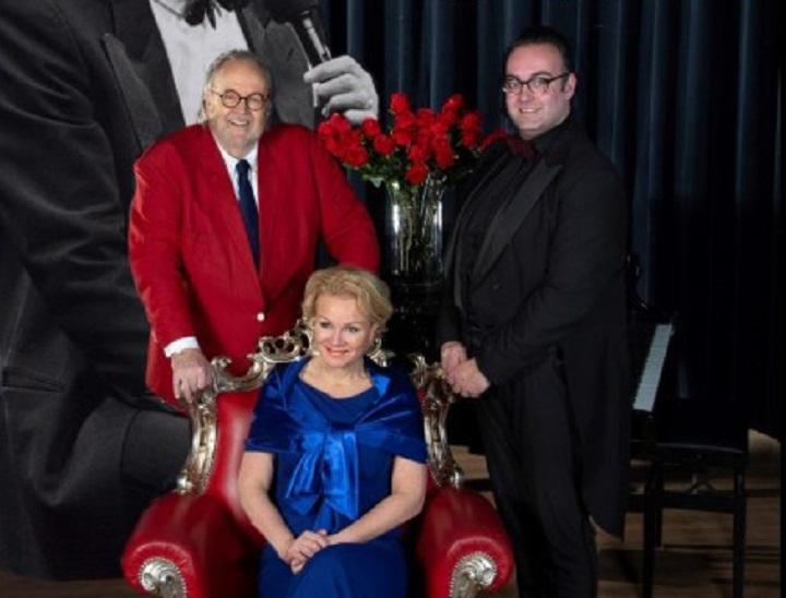 'Liedjes van Toon' in Theater Concordia
