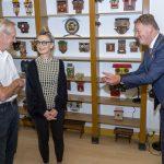 Schoonhovenaar Hans van der Vlist benoemd tot Officier in de Orde van Oranje-Nassau