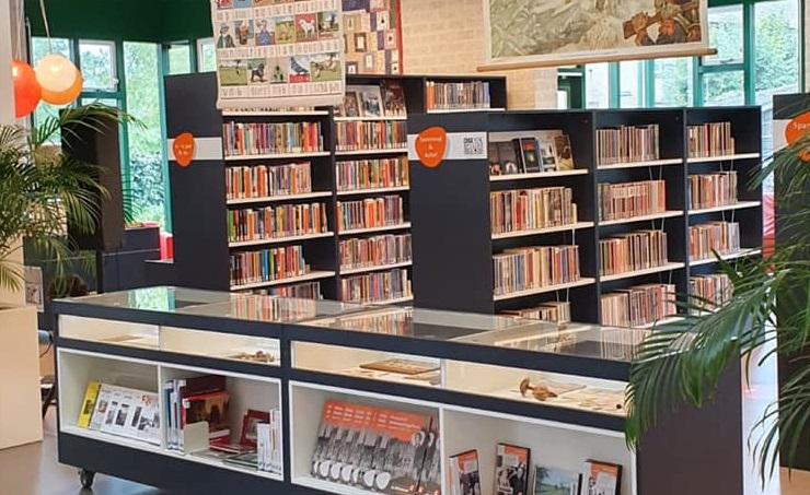 Vierde HOP gevestigd in bibliotheek Bergambacht