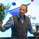 Gouderakker Karel van Berk winnaar eerste Experience Award