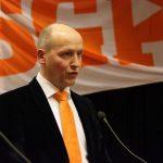 Jan Willem van der Ham (SGP) neemt afscheid van gemeentepolitiek