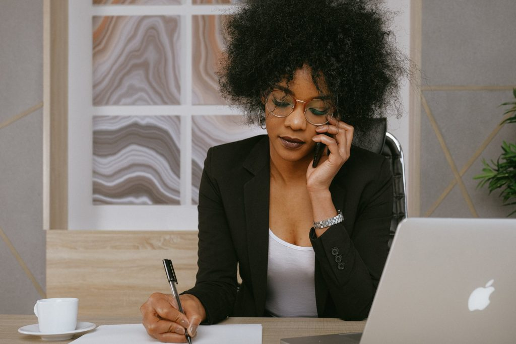 Je eigen werkplek: zit je goed?