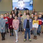 Nieuwe kindergemeenteraad voor Krimpen