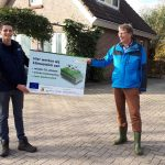 Klimaatslimme boeren in Vlist starten met waterinfiltratie in de veenweiden