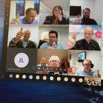 Eerste digitale ledenvergadering Ondernemerskring Krimpenerwaard goed 'bezocht'